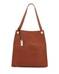 Urban Originals Wonder Vintage Tote Bag W Removable Clutch Cognac