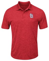 Profile Big And Tall St. Louis Cardinals First Hit Polo Red