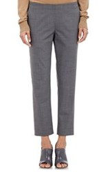 6397 Worsted Tuxedo Trousers Grey
