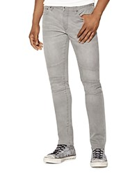 John Varvatos Star Usa Wight Super Slim Fit Jeans In Oat