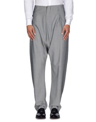Vivienne Westwood Man Trousers Casual Trousers Men Grey