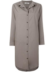 Humanoid 'Bake' Dress Grey