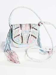 Free People Under The Rainbow Crossbody By