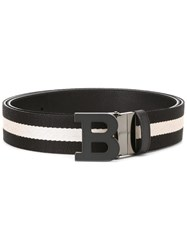 Bally Reversible Belt Black