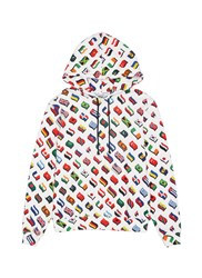 Opening Ceremony Global Varsity Hoodie Around The World Multi Colour