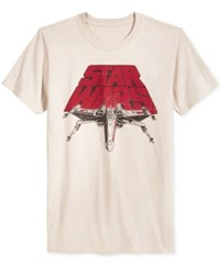 Fifth Sun Men's Star Wars Graphic Print T Shirt Sand