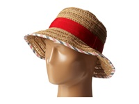 Bcbgeneration Sail Away Boater Nautral Caps Neutral