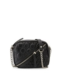 Gx By Gwen Stefani Ilka Quilted Crossbody Bag Black Matte