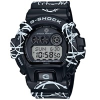 Casio G Shock X Futura Gd X6900ftr 1Er Watch Black