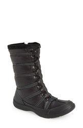 Women's Easy Spirit 'Kickenback' Boot Black Multi