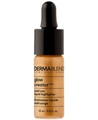 Dermablend Glow Creator Multi Use Liquid Highlighter Gold