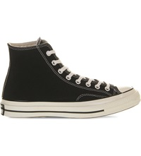 Converse All Star Canvas High Top Trainers Black