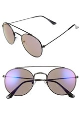 A. J. Morgan Women's A.J. Morever 52Mm Sunglasses