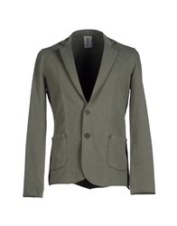 Tanomu Ask Me Blazers Military Green