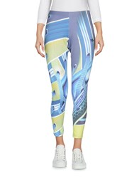 Mary Katrantzou Adidas X Leggings Azure