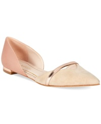 Enzo Angiolini Aila Flats Women's Shoes Natural Multi