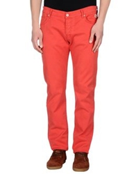 Roy Rogers Roy Roger's Denim Pants Red