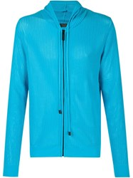Calvin Klein Collection 'Kerson' Cardigan Blue