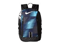 Nike Young Athletes Alpha Adpt Rise Print Backpack Binary Blue Black White Backpack Bags