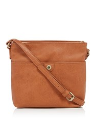 Ollie And Nic Nora Crossbody Tan
