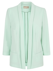 Planet Mint Unlined Jacket Light Green