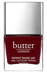 Butter London 'Patent Shine 10X' Nail Lacquer Afters