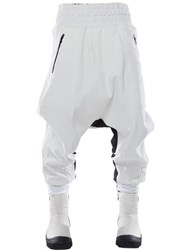 Demobaza Deep Satori Jersey And Knit Baggy Pants