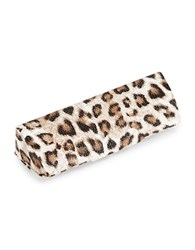 Corinne Mccormack Printed Glasses Case Brown