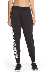 Minkpink 'Crunch Time' Jogger Pants Black