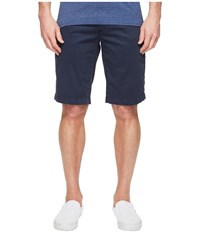 Ag Adriano Goldschmied Griffin Shorts In Sulfur Night Sea Sulfur Night Sea Men's Shorts Navy