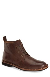 Andrew Marc New York Men's Andrew Marc 'Dorchester' Chukka Boot T.Moro Brown Natural Leather
