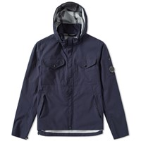 C.P. Company T Mack Arm Lens Field Jacket Blue