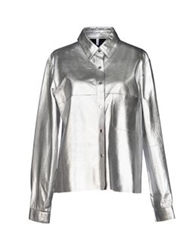 Faith Connexion Shirts Silver
