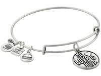 Alex And Ani Charity By Design My Love Is Alive Charm Bangle Rafaelian Silver Finish Bracelet