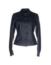 Replay Coats And Jackets Jackets Women Blue