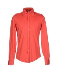Original Vintage Style Shirts Red