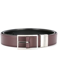 Cerruti 1881 Reversible Belt Red