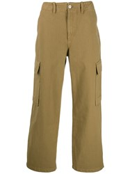 Our Legacy Straight Leg Cargo Trousers 60