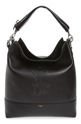 Givenchy Men's Nightingale Hobo Cobra Stamped Leather Tote