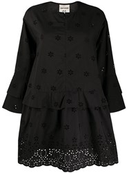 Semicouture Broderie Anglais Shift Dress 60