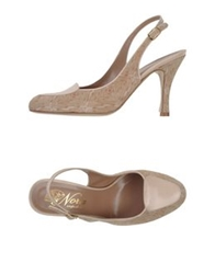 Nora Pumps Beige