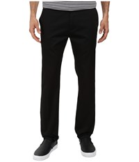O'neill Contact Straight Pants Black Men's Casual Pants