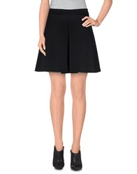 Lou Lou London Skirts Mini Skirts Women Black
