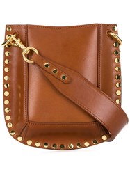 Isabel Marant Nasko Bag Brown
