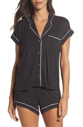 Uggr Women's Ugg Amelia Short Pajamas Black
