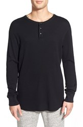 Men's Reigning Champ Thermal Henley