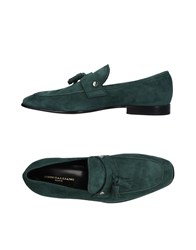 John Galliano Loafers Green