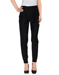 Gaetano Navarra Trousers Casual Trousers Women Black
