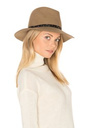 Rag And Bone Floppy Brim Fedora Brown
