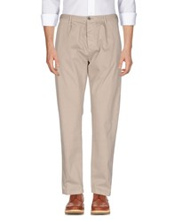 Care Label Casual Pants Sand
